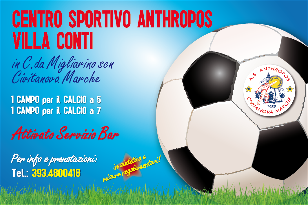 Centro Sportivo Anthropos Villa Conti