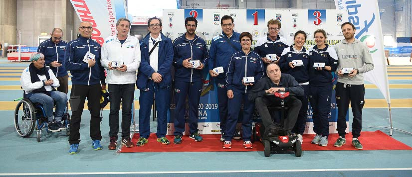 Campionati Paralimpici di Atletica di Ancona 2019 – News