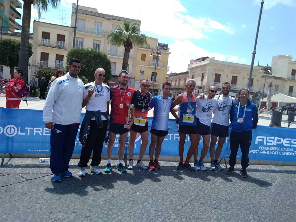 Campionati Italiani Paralimpici di Mezza Maratona FISPES – News