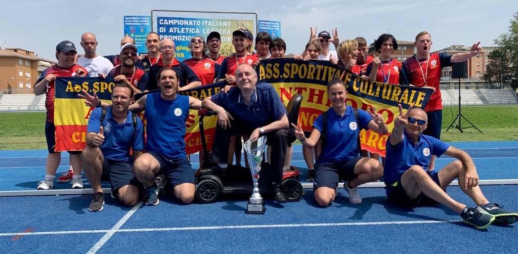 Coppa Italia per società – Campionati Italiani di Atletica Promozione FISDIR – News