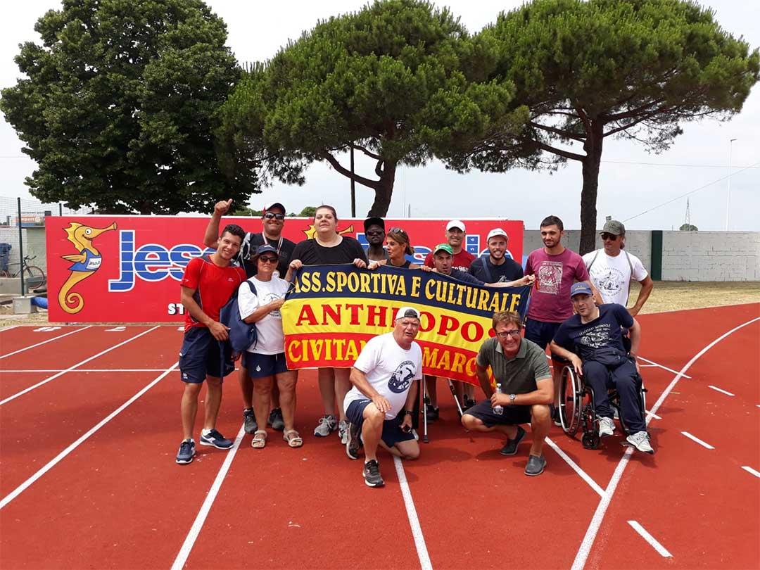 15 Medaglie Agli Italiani Di Atletica Paralimpica Fispes – News