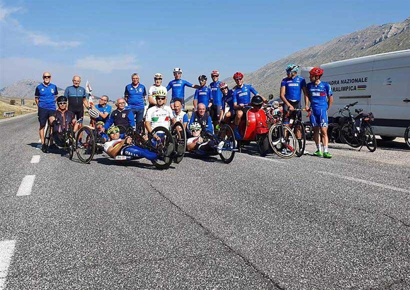 Campionati del Mondo di Ciclismo Paralimpico su Strada 2019  – News