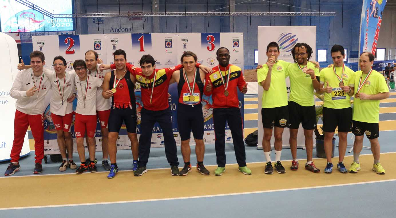 I Campionati Italiani Paralimpici Da Record  – News