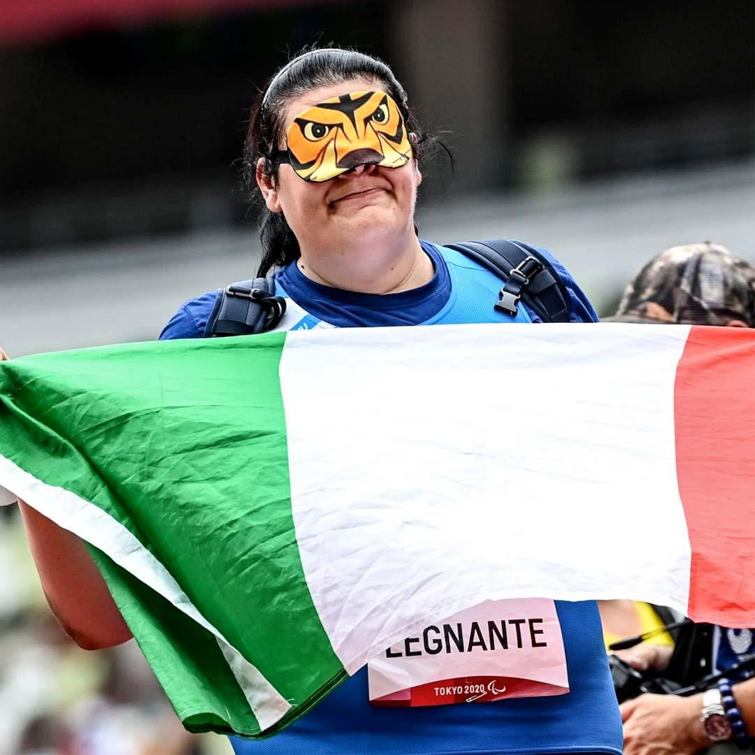 PARALIMPIADI TOKYO 2020 Grandi prove e due medaglie per gli atleti Marchigiani dell'Anthropos – News